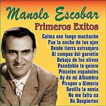 Manolo Escobar Primeros Exitos