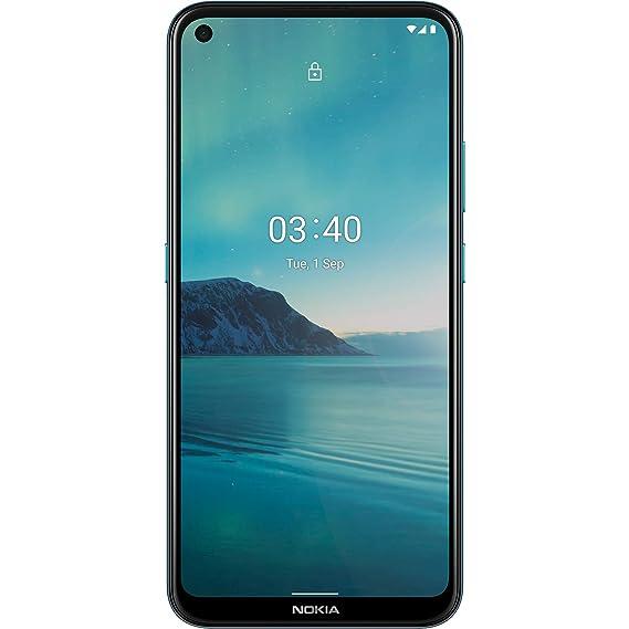 Nokia 3.4 Fjord, 4GB RAM, 64GB Storage