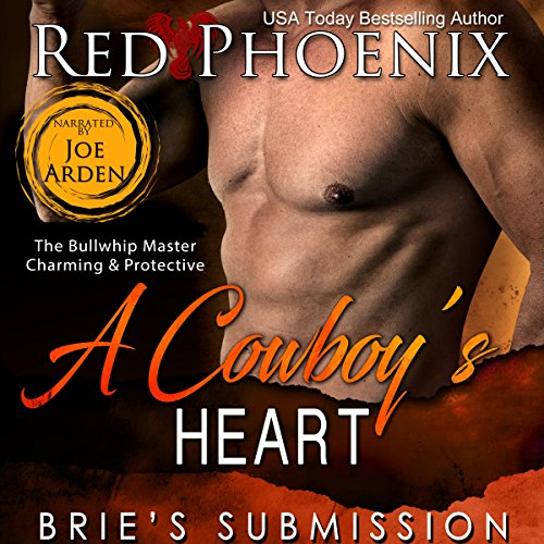 A Cowboy's Heart audiobook cover art