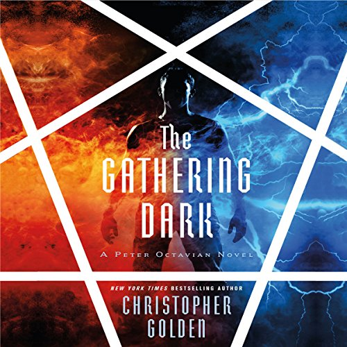 The Gathering Dark     Shadow Saga              By:                                                                                                                                 Christopher Golden                               Narrated by:                                                                                                                                 John Lee                      Length: 13 hrs and 7 mins     1 rating     Overall 2.0