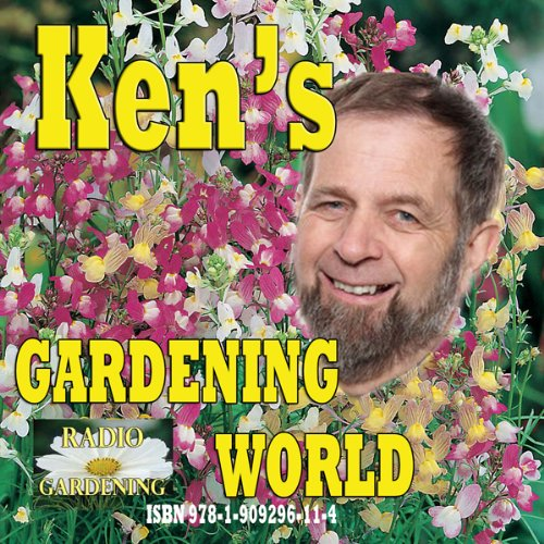 Ken's Gardening World audiobook cover art