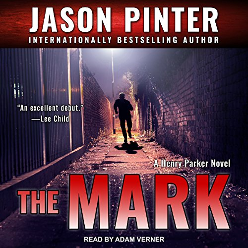 The Mark audiobook cover art