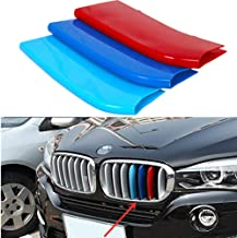 Lolosale Carbon Fiber Car Rearview Mirror Strip Protector Insert Panel Trim Decor Emblem Cover For BMW X3 X4 X5 X6 F25 F26 F15 F16
