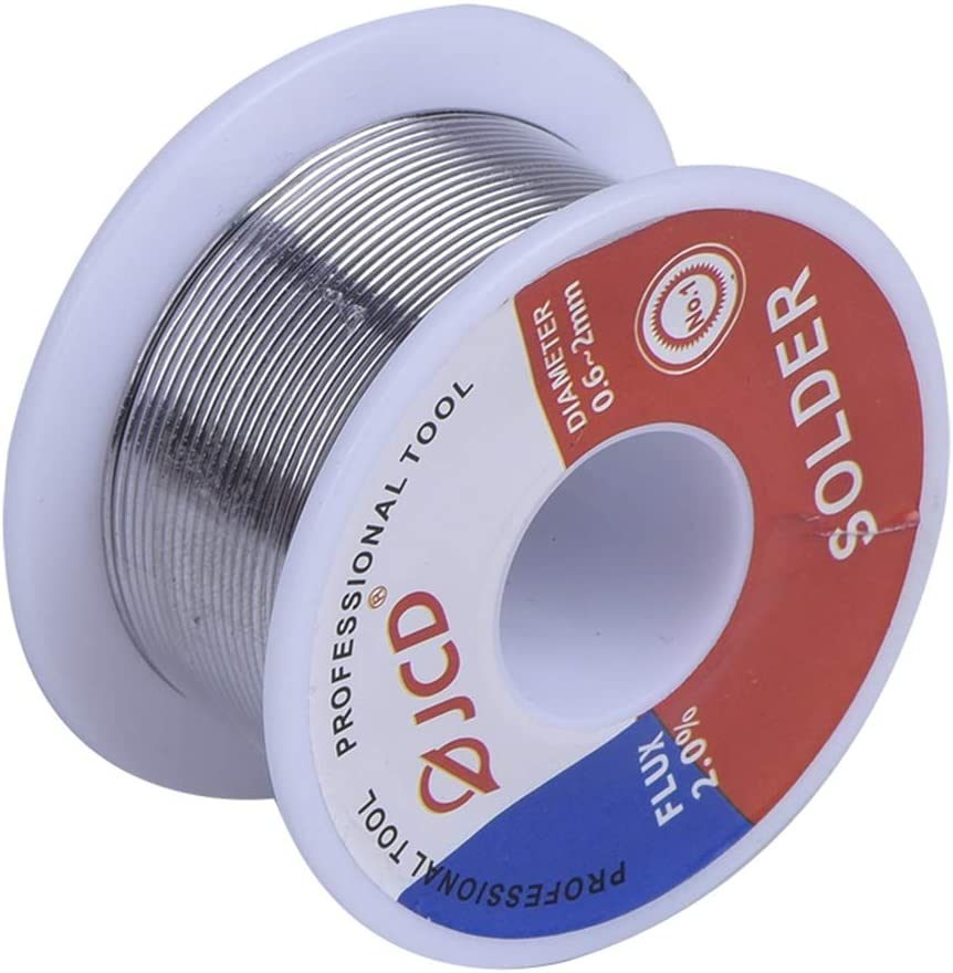 WMORE Soldering Sales for sale Tin Wire 50g 0.6mm 0.8mm Outlet sale feature 1.0mm 1.5mm 2.0mm 1.2mm