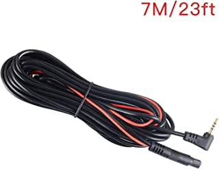 Extension Cable for 4.3'' Mirror Dash Cam(CE13) Rear View Backup Camera 23 Feet