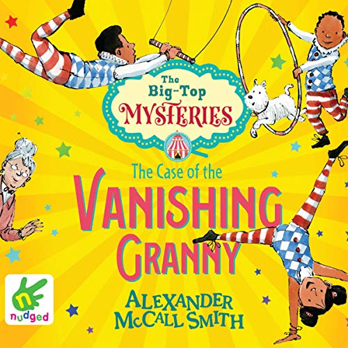 The Case of the Vanishing Granny cover art