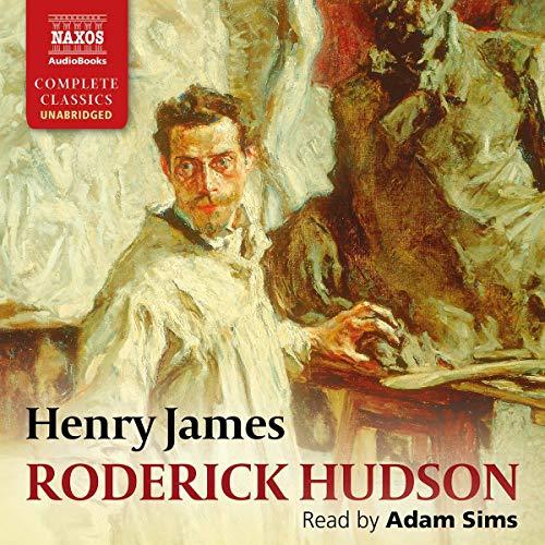 Roderick Hudson cover art