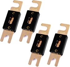 ANL-150 150 Amp ANL Fuses Sheet Gold Tone(4 Pack)
