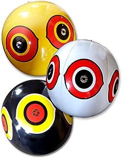 Bird-X Scare-Eye 3D Balloons, Pack of 3, Multicolor, SE-PACK