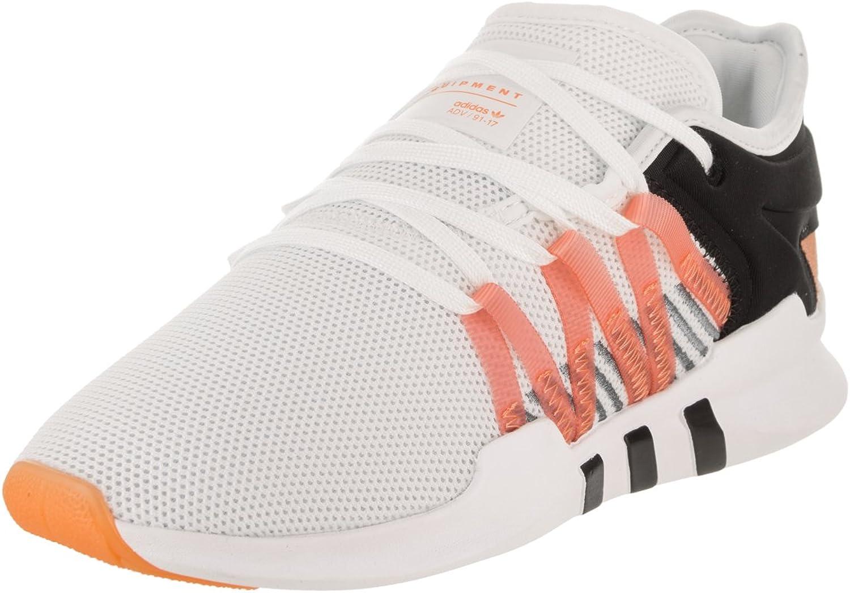 Adidas Womens EQT Racing ADV W Cloud White Chalk Coral Core Black - CQ2156 (6.5 B(M) US)