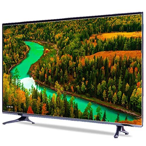 HOUSEHOLD Televisor LCD 4K Ultra Claro, Smart TV con conexión de Red WiFi de 32 Pulgadas / 42 Pulgadas, Smart TV HD Que se Puede Montar y Colocar en la Pared, Resolución 4K Full HD