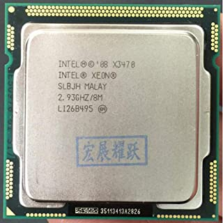 MAO YEYE Intel CORE 2 Quad Q9300 Processor 2.5GHz 6MB Cache FSB 1333 Desktop LAG 775 CPU