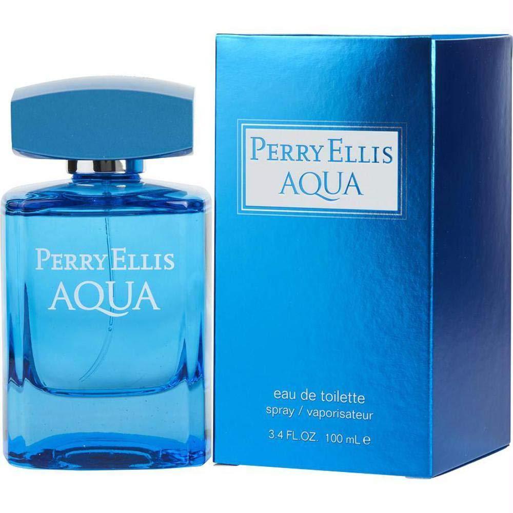 Perry Free shipping on posting Selling rankings reviews Ellis Aqua For Him Eau Spray oz Toilette 3.4 De