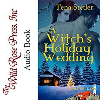 A Witch's Holiday Wedding cover art