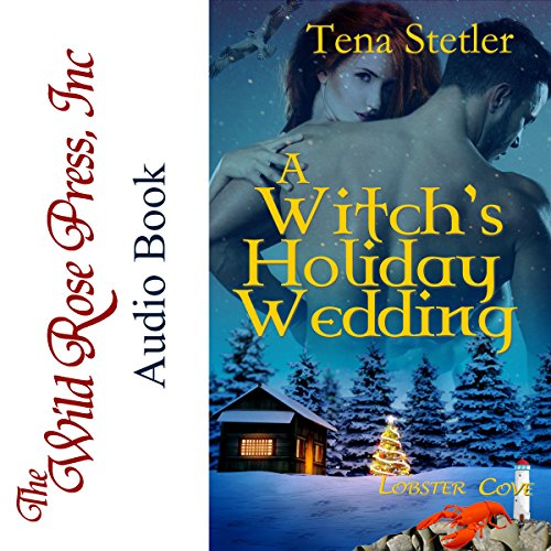 A Witch's Holiday Wedding audiobook cover art