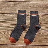 Calcetines de Deporte Calcetines de Running,Nuevos Calcetines de Tubo para Hombre de...