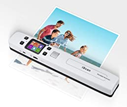$131 » Magic Wand Portable Scanners for Documents, Photo, Old Pictures, Receipts, Built-in WiFi, 1050DPI, Scan A4 Color Page in 3...
