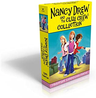 The Nancy Drew and the Clue Crew Collection: Sleepover Sleuths; Scream for Ice Cream; Pony Problems; The Cinderella Ballet...