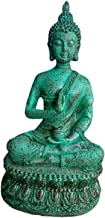 Nobranded Meditating Thai Buddha Statues Ornament Figurine, Garden Buddha Statue Sculpture Indoor/Outdoor Decor for Home,G...