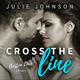 Cross the Line                   Written by:                                                                                                                                 Julie Johnson                               Narrated by:                                                                                                                                 Tatiana Sokolov                      Length: 10 hrs and 18 mins     1 rating     Overall 5.0