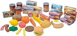 Casdon Kids Pretend Food Grocery Set Roleplay