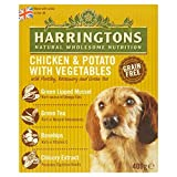 HARRINGTONS Grain Free Chicken & Potato with Vegetables 400g (PACK OF 4)