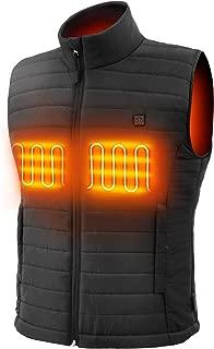 Sundbond Heating Electric Vest Heated Jacket Cold-Proof Heating Clothes Washable Four Sizes Adjustment