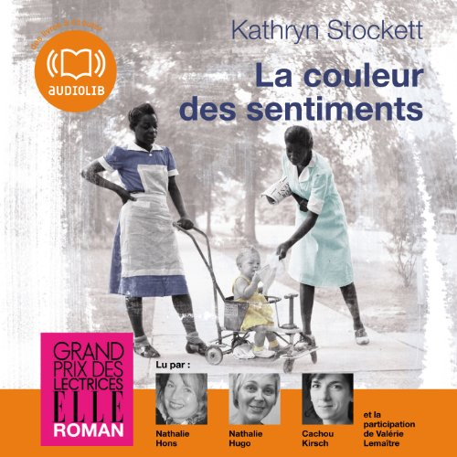 La couleur des sentiments audiobook cover art