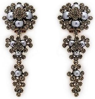 Platinum Plated Earring For Women (pl-00001)