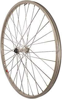 Sta Tru Silver Alloy ATB Hub Quick Release Front Wheel (26X1.5-Inch)