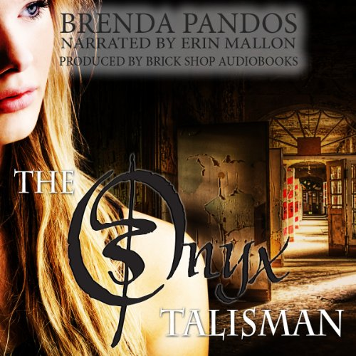 The Onyx Talisman audiobook cover art