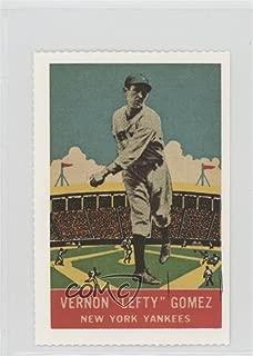Lefty Gomez (Baseball Card) 1977 Dover Classic Baseball Cards Reprints - [Base] #LEGO.2