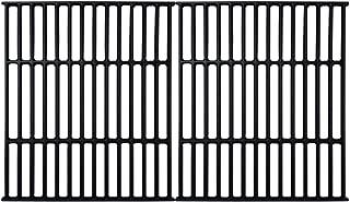 Grill Valueparts Grates for Broil King 9865-54, 18652, 986854, 11228, 6962-64C, 986557, 945587, 94644, 94647, Crown 10, 20, 40, 90, Signet 20, 70, 90 - Matte Enamel Cast Iron 15 x 25 1/2
