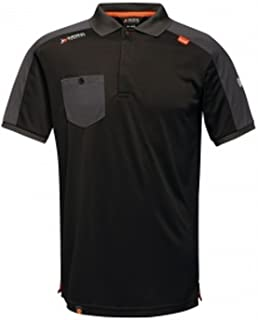 Mens Offensive Wicking Polo Shirt