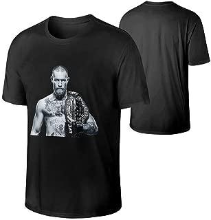 Man Conor McGregor Custom Particular Short Sleeve T-Shirt