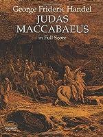 Handel: Judas Maccabaeus in Full Score