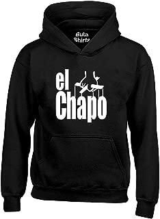 El Chapo Guzman in The Godfather Style Unisex Hoodie