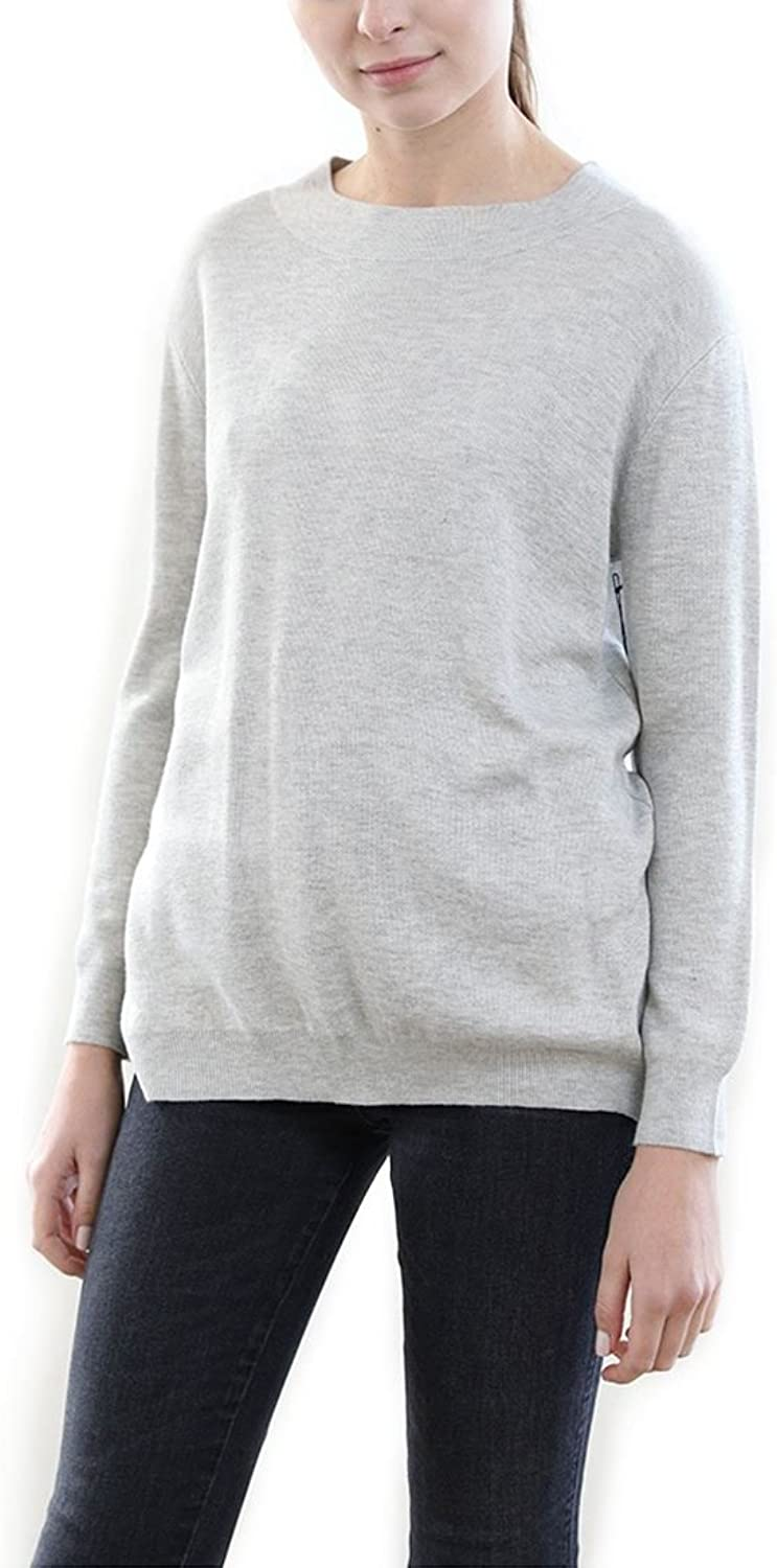Central Park West  Wynwood Open Back Sweater