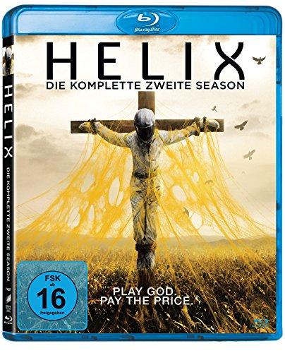 Helix - Season 2 [Blu-ray]