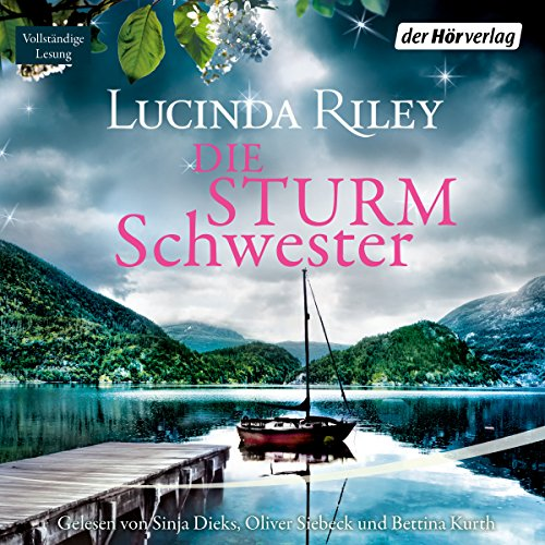 Die Sturmschwester audiobook cover art