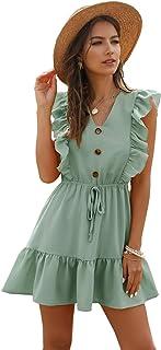 Jqsty Ruffle Dress