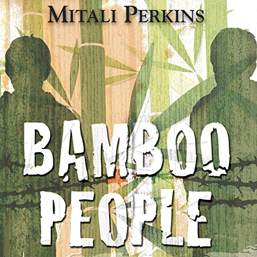 Bamboo People audiobook cover art