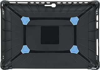 Mobilis Protective Case for Microsoft Surface Pro 6/2017 / 4 Reinforced with Shoulder Strap Black