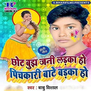 Chhot Bujha Jani Ladka Ho Pichkari Bate Badka Ho - Single