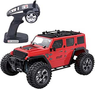 Fine Off Road RC Car,1/14 Scale 2.4G 4WD High Speed Remote Control Car, Off Road RC Trucks Electric Toy Car for All Adults & Kids
