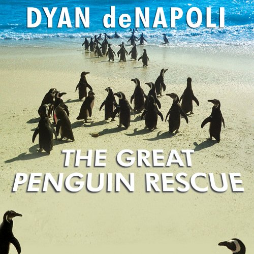 The Great Penguin Rescue audiobook cover art