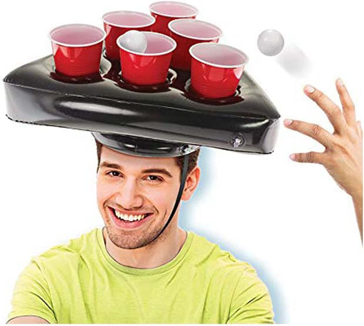 SILII Inflatable Pong Hats Toss Throwing Pool Party High material Game OFFicial site Beach
