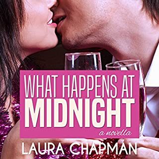 What Happens at Midnight audiobook cover art
