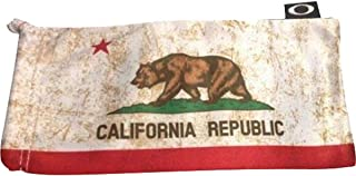 Country Flag Microbag, CA State Flag , One Size