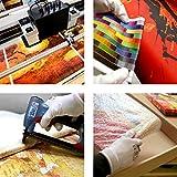 Bilder 200×100 cm – XXL Format – Fertig Aufgespannt – TOP – Vlies Leinwand – 5 Teilig – Wand Bild – Kunstdruck – Wandbild – Strand Natur Landschaft Meer c-A-0048-b-m 200×100 cm B&D XXL - 8
